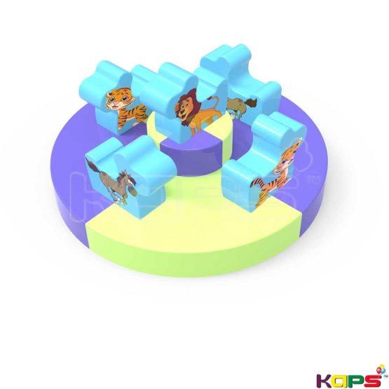 Animal carousel 4