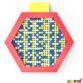 Hexogonal shape ball pool 2