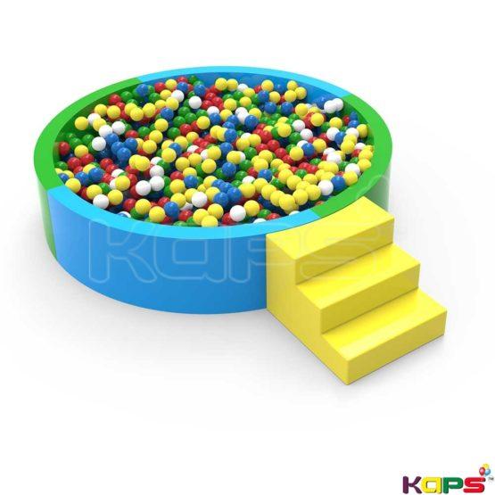 Round ball pool 1