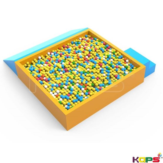 ball pool with slide 1