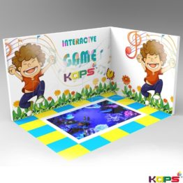 Interactive Floor game _1