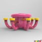octopus sand table 2