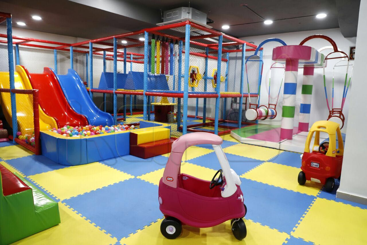 How Soft Is Soft Play Kaps Soft Ply Toys Kids Amusment Park